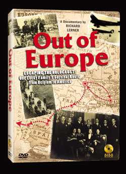 Out of Europe DVD